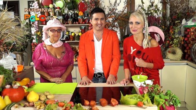 Elwira Mejk zaprasza do wspólnego gotowania! Nowy sezon Kuchni Polowej już w   -> Kuchnia Polowa Elwira Mejk