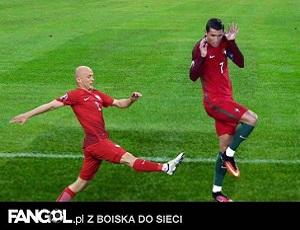 Polska - Portugalia: memy przed ćwierćfinałem Euro 2016