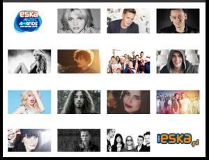 Nominacje do ESKA Music Awards 2016 - na kogo można głosować?