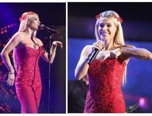 Eurowizja 2017: Doda królowała w czerwieni. Co zaśpiewała?