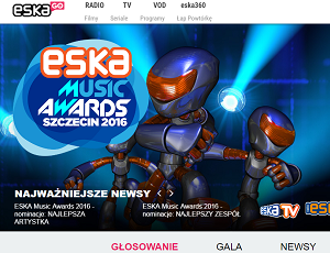 ESKA Music Awards - jak głosować?