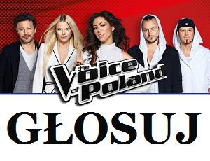 Wybieraj najlepsze wykonania w programie Voice of Poland