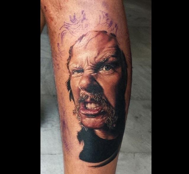 Tatuaż Wzory Dla Fanów Zespołu Metallica Niesamowite
