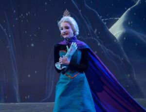 Zosia Nowakowska jako Elsa z Krainy Lodu! Jak wyszło?