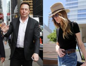 Elon Musk spotyka się z żoną Johnny'ego Deppa?!