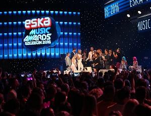 ESKA Music Awards 2016 za nami! Zdjęcia, relacje, wideo