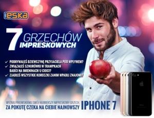 Słuchaj impreski i  przytul Iphone 7 !
