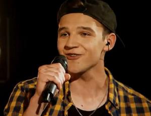 Tomek - wokalista, którego wybrała sobie Margaret!