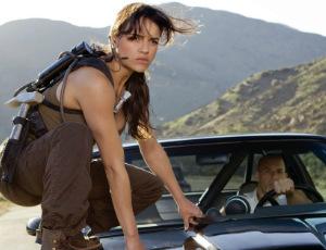 Szybcy i wściekli - Michelle Rodriguez chce odejść!