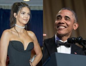 """Barack Obama o Kendall Jenner: """"Nie wiem, co robi ta kobieta"""""""