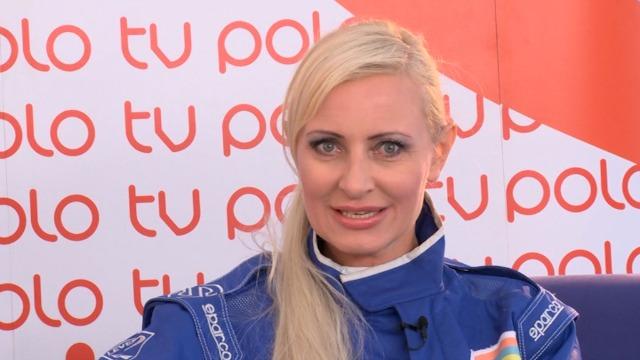Elwira Mejk mistrzyni emocji Czy okaże się także mistrzem kierownicy? przecz  -> Kuchnia Polowa Elwira Mejk
