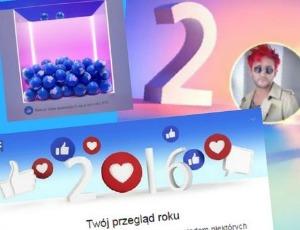 Jak zrobić przegląd roku na facebooku?
